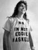 Alice Cooper in Eddie Haskell Tee Shirt