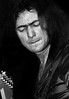 Deep Purple's Ritchie Blackmore in 1973