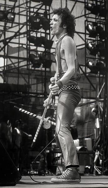 Quiet Riot at US 83 Rock Festival