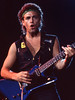 Neal Schon, guitarist for Journey in 1983
