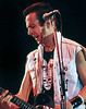 Mick Jones of The Clash in 1983