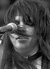 Mick Mars of Motley Crue at1983 Rock Festival