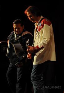 David Spencer and Carlos Alvarez