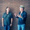 John Fohl & Paul Sanchez #1 (Six String Slingers- Tue 5/1/18)