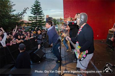 SkaWars 2014 - at Plaza de la Raza - Los Angeles, CA - February 8, 2014
