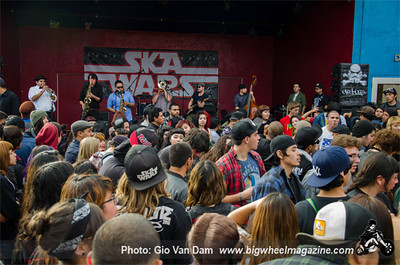 SkaWars 2014 - at Plaza de la Raza - Los Angeles, CA - February 8, 2014