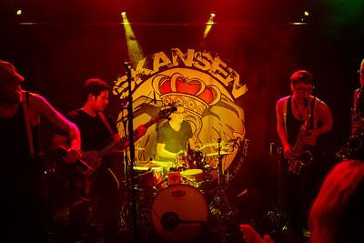 Skansen spelar i Uppsala 2013