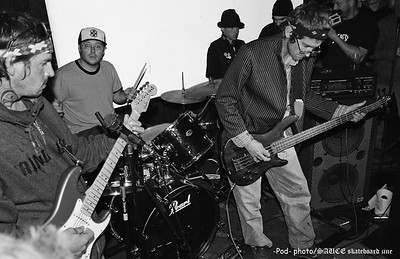 Grindline the Band