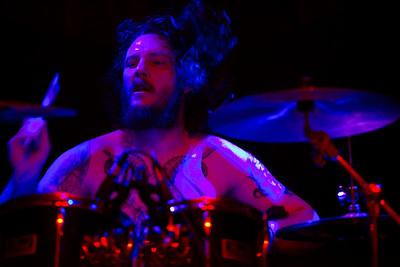 Skeletonwitch  9/27/2011, Regency Ballroom, San Francisco  My portfolio at http://www.skaffari.fi  On Facebook http://www.facebook.com/Miikka.Skaffari.Photography