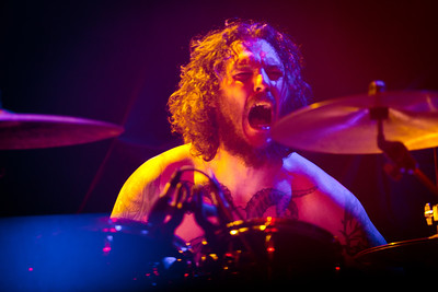 Skeletonwitch  9/27/2011, Regency Ballroom, San Francisco  My portfolio at http://www.skaffari.fi  On Facebook http://www.facebook.com/Miikka.Skaffari.Photography