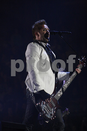 Skillet At Winter Jam 2012