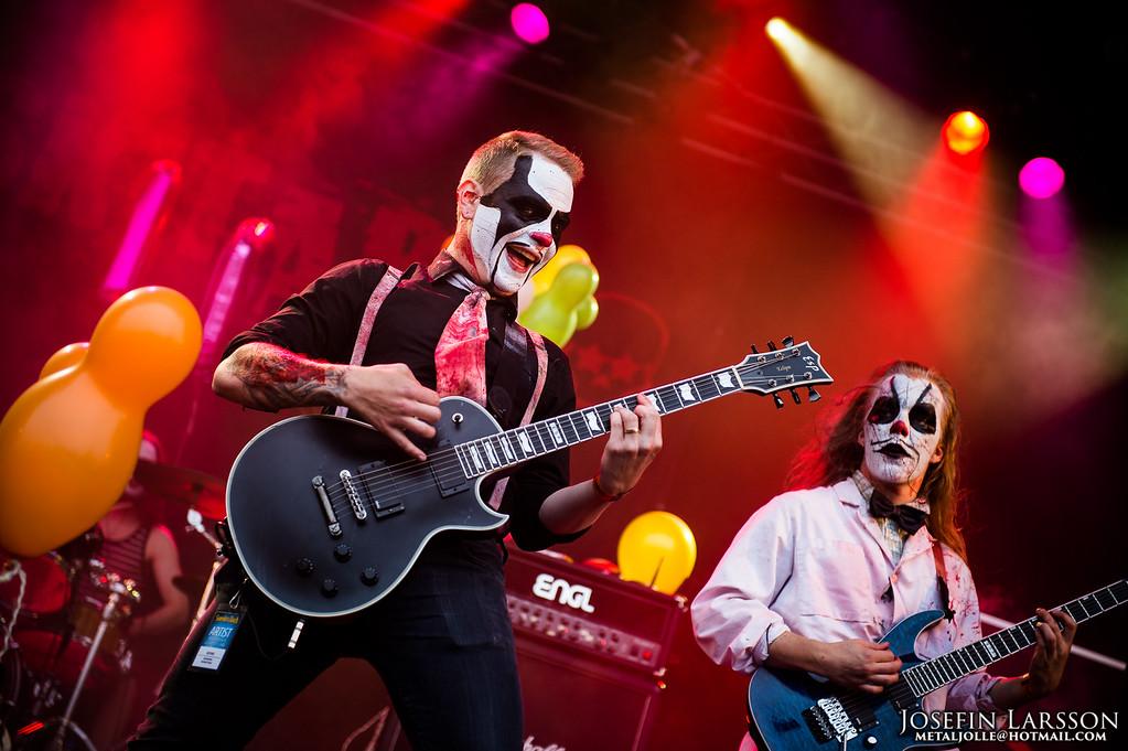 Skitarg - Sweden Rock Festival 2016