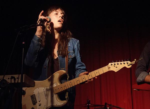 Madi Diaz performs at Hotel Cafe (2/25/2013)
