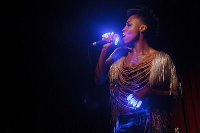 Skye Edwards (of Morcheeba) performs at Hotel Cafe (2/25/2013)