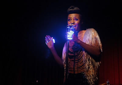 Skye Edwards (of Morcheeba) performs at Hotel Cafe (2/25/2013)