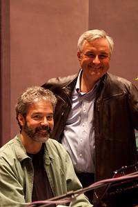Alan and Leo