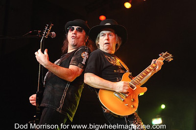 Slade and Sweet - at The Music Hall - Aberdeen, UK - December 1, 2013
