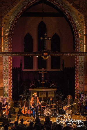 Slambovian Circus of Dreams @ Cathedral Arts Live 1-20-17