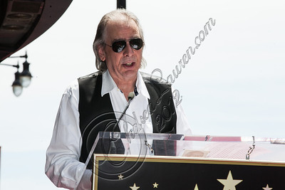 HOLLYWOOD, CA - JULY 10:  DJ Jim Ladd attends Slash's Hollywood Walk of Fame ceremony on July 10, 2012 in Hollywood, California.  (Photo by Chelsea Lauren/WireImage)