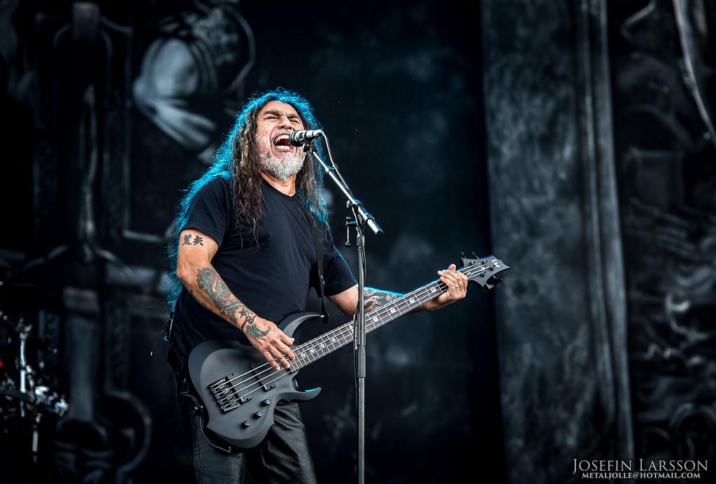 Slayer - Sweden Rock 2016