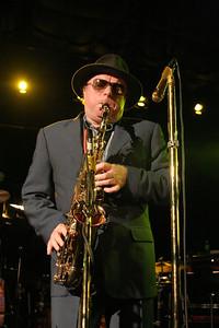 Van Morrison at La Zona Rosa SXSW 2008
