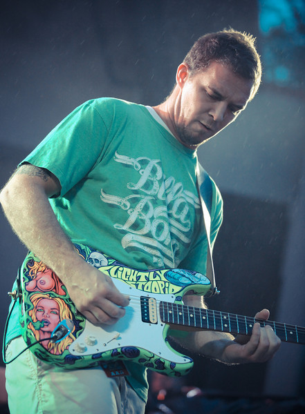 Slightly Stoopid performs live at Greenfield Lake, Wilmington, NC.