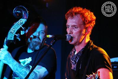 Tim Polecat with Dave Rumbler