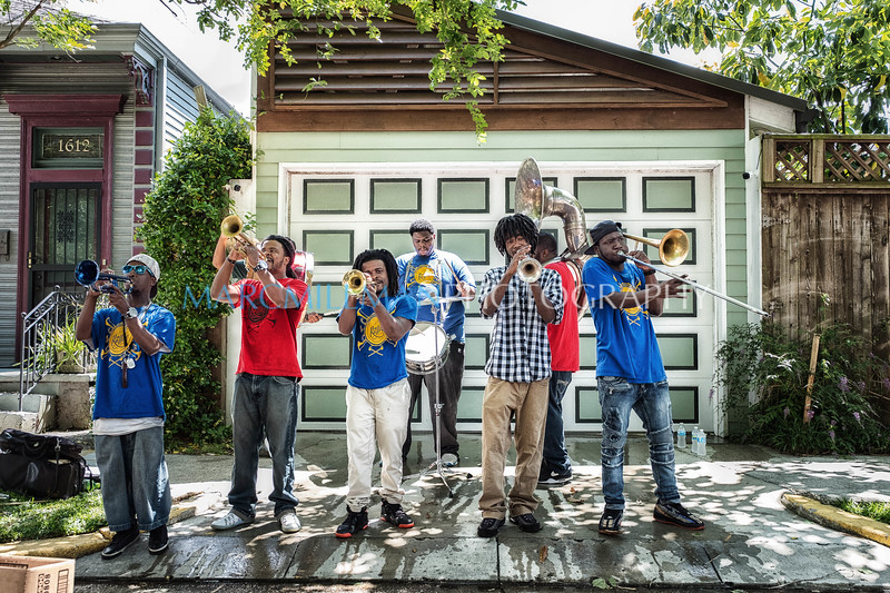 Slow Rollas Brass Band North Lopez Street (Fri 4 22 16)_April 22, 20160006-Edit