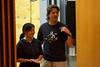 Geoff Nuttall gives Julie Lee diva training (SLSQ Summer Chamber Music Seminar 2010)