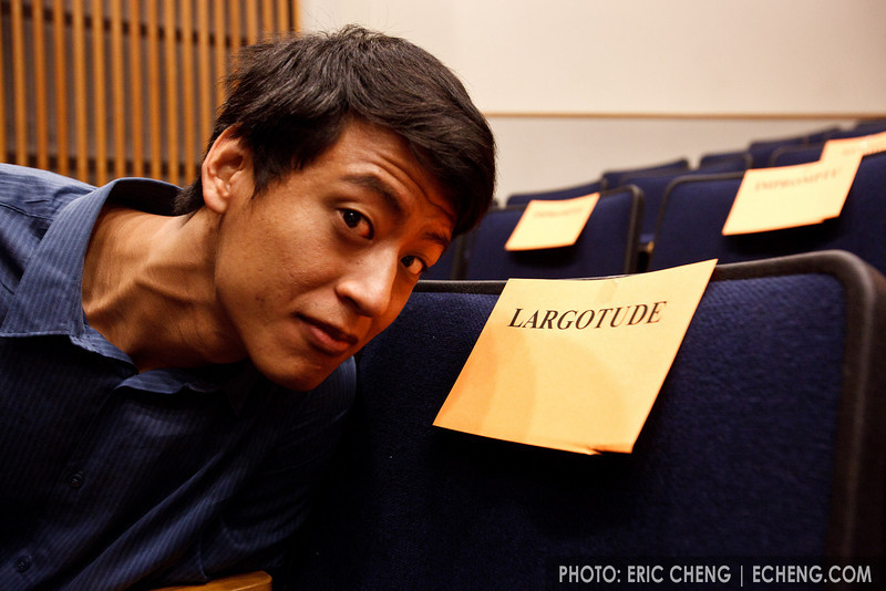 Alex Li, Largotude (SLSQ Summer Chamber Music Seminar 2010)