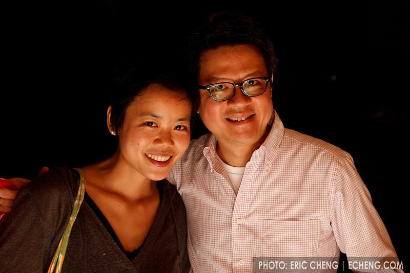 Angela Choong and Ivan Chan (SLSQ Summer Chamber Music Seminar 2010)