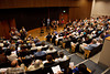 The Saturday night concert -- standing room only (SLSQ Summer Chamber Music Seminar 2010)