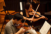 Leyan Lo and Christine Choi (SLSQ Summer Chamber Music Seminar 2010)