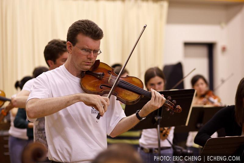 SCOTT MAD. NO LIKE CPE BACH. (SLSQ Summer Chamber Music Seminar 2010)