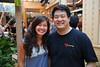 Rachel Shapiro and Warren Wu (SLSQ Summer Chamber Music Seminar 2010)