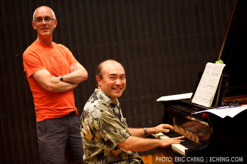 Jamie Parker gives a piano masterclass (SLSQ Summer Chamber Music Seminar 2010)