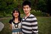 Iris Otani and William Joo (SLSQ Summer Chamber Music Seminar 2010)