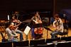 Opal Quartet at masterclass: Aki Tsai, Lisa Qian, Peter Behroozi, Olivia Tam (SLSQ Summer Chamber Music Seminar 2010)