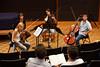 Rusquartet at masterclass (SLSQ Summer Chamber Music Seminar 2010)