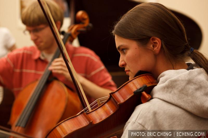 María Helga Guðmundsdóttir (SLSQ Summer Chamber Music Seminar 2010)