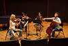 Rusquartet at masterclass (SLSQ Summer Chamber Music Seminar 2010)
