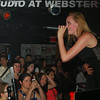 Singer Carrie Lane Performing at Webster Hall<br /> NYC