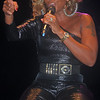 Mary J Blige Performing at Perez Hilton's One Night in New York exclusive concert