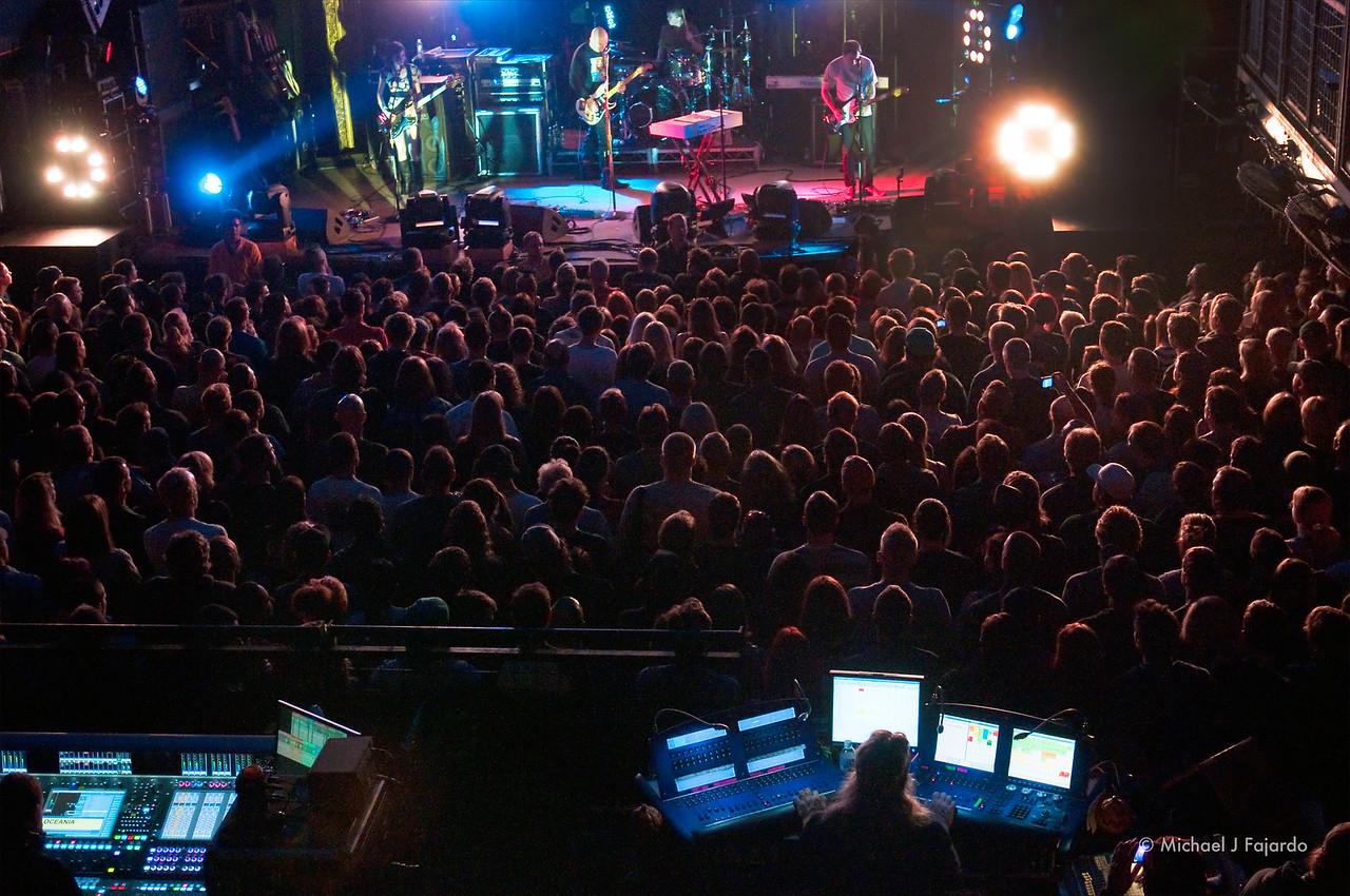 Smashing Pumpkins<br /> Ogden Theatre <br /> Denver, CO <br /> October 10, 2011