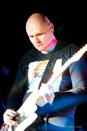 Smashing Pumpkins Ogden Theatre  Denver, CO  October 10, 2011