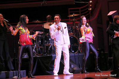 Smokey Robinson at the Palladium: Carmel, Ind