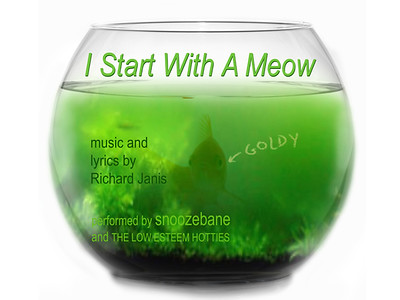 """I Start With A Meow"""