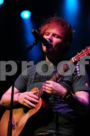 Snow Patrol & Ed Sheeran