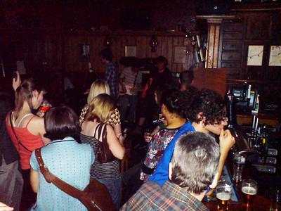 Snowbug gig 07082007, Tommy Flynn's, Camden Town
