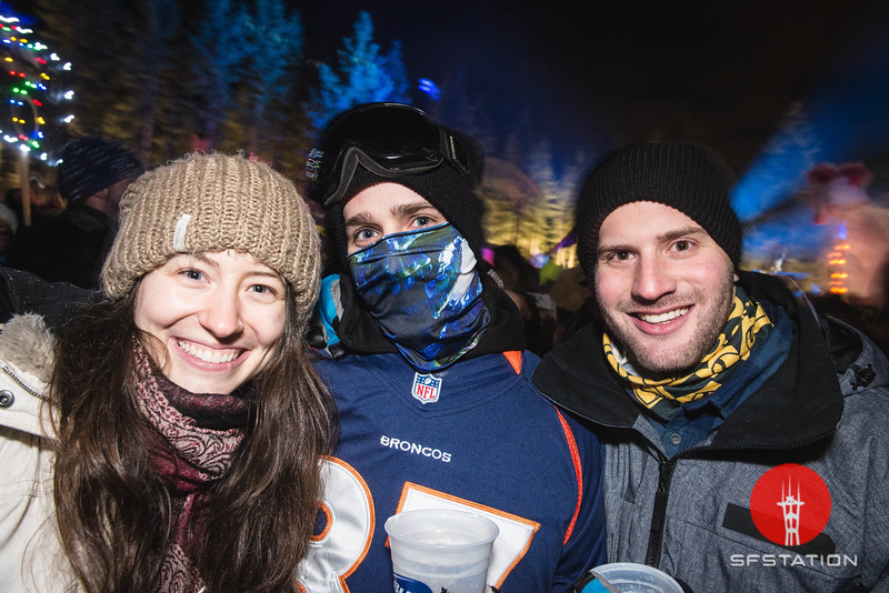 Snowglobe 2015 Day 3 Dec 31, 2015 in South Lake Tahoe
